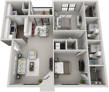 Go to Dearbourne Plus Floorplan page.