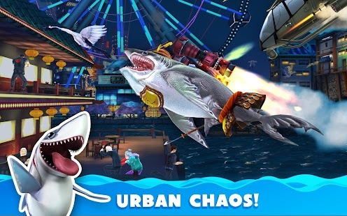 Hungry Shark World– captură de ecran miniatură