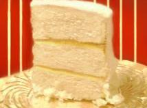 White Cake With Pineapple Filling Recipe