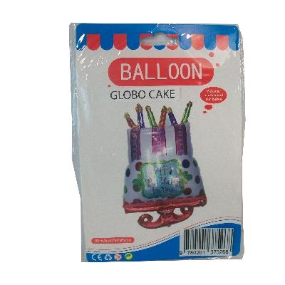Globo Ppot Torta Cumpleaños Grande