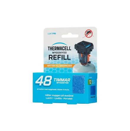 Thermacell Refill 48 timmar BackPacker