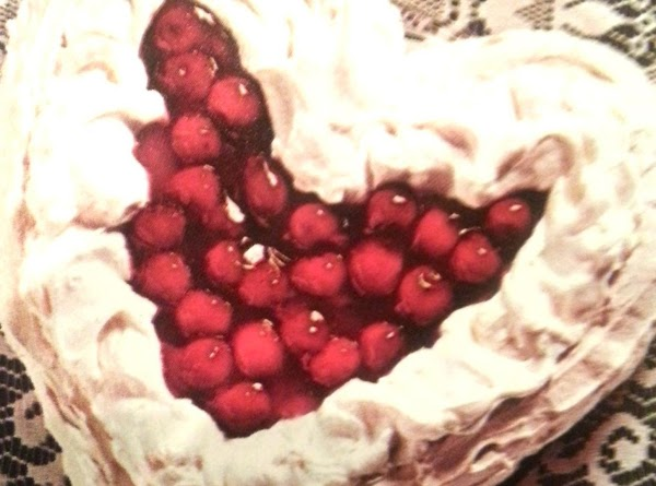 Cherry Hearts For Christmas Recipe