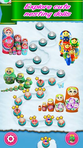 Matryoshka classic match 3 offline games free fun  screenshots 2
