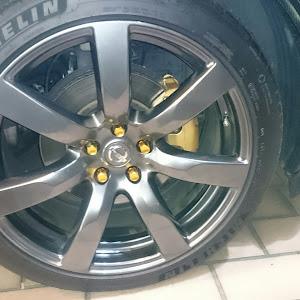 スカイラインクロスオーバー NJ50 2013  4WD  タイプPのカスタム事例画像 ヒデ1973さんの2018年11月08日21:44の投稿