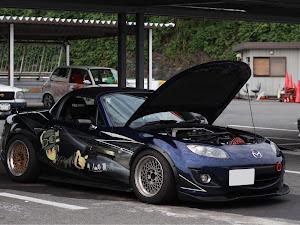 ロードスター NCEC RS RHT ・ 2009年のカスタム事例画像 マサちんさんの2018年12月22日19:51の投稿