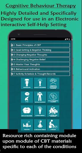 Psychiatry Pro-Diagnosis,Info,Treatment,CBT & DBT 1.1.2 screenshots 5