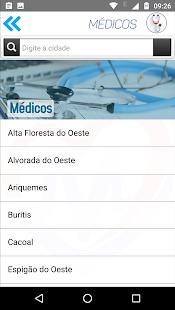 Guia Médico RO - náhled