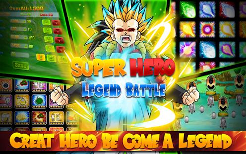 Battle Of Super Saiyan Gods - náhled