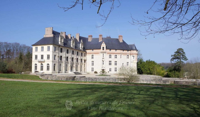Castle Fécamp