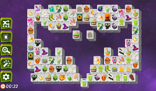 Mahjong Spooky - Monster & Halloween Tilesud83dudc7bud83dudc80ud83dude08 modavailable screenshots 19