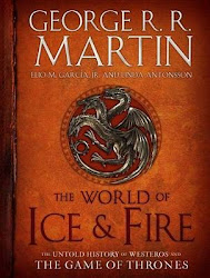 The World Of Ice And Fire - George R. R. Martin