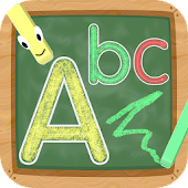 ABC Games: Tracing Letters