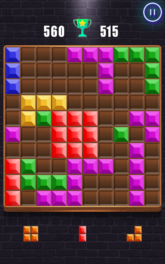 Block Puzzle Classic Legend Android Apps On Google Play