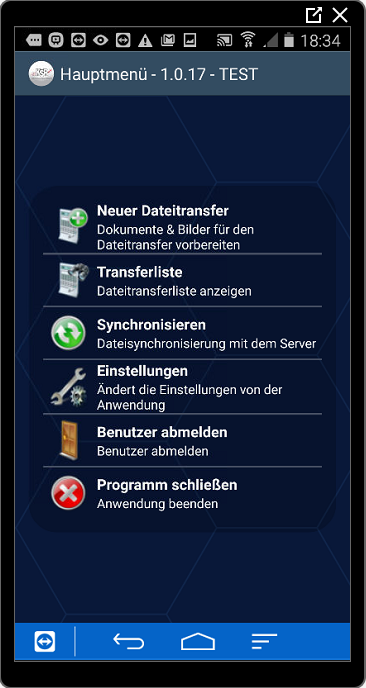 Doc2KSR - DokuApp zu VCS- screenshot
