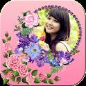 Flower Photo Frames-Roses icon