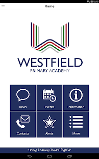 Westfield Primary Academy- screenshot thumbnail