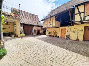 maison à Hattstatt (68)