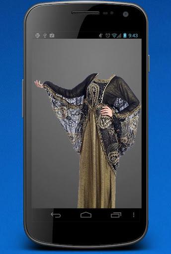 Arab Women Fashion Photo