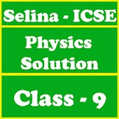 Selina ICSE Solutions for Class 9 Physics