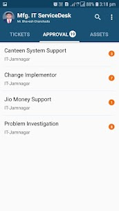 Reliance MITS – Manufacturing IT ServiceDesk Apk App File Download 6