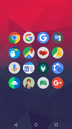 Screenshot for Elun - Icon Pack in Hong Kong Play Store