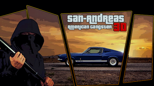 Foto do San Andreas American Gangster 3D
