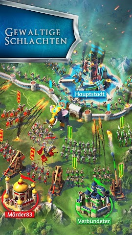 android March of Empires Screenshot 1