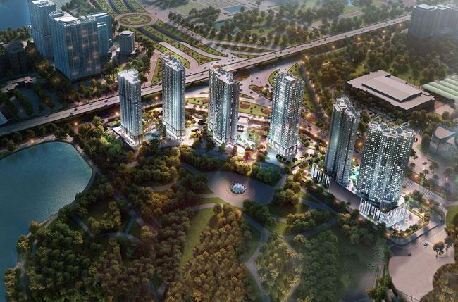 Thông tin mới nhất về tiến độ dự án Vinhomes D'capitale