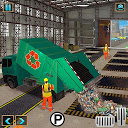 Garbage Dump Truck Driving Simulator 2018 APK