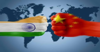 India and China Competition in South Asia