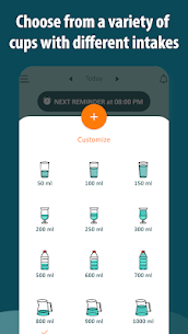 Waterify – Water Drink Reminder 3