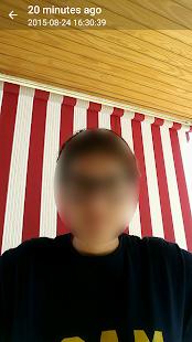 Intruder Selfie™ - náhled
