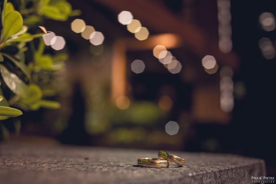 Fotógrafo de casamento Paulo Paitax (paitax). Foto de 09.10.2017