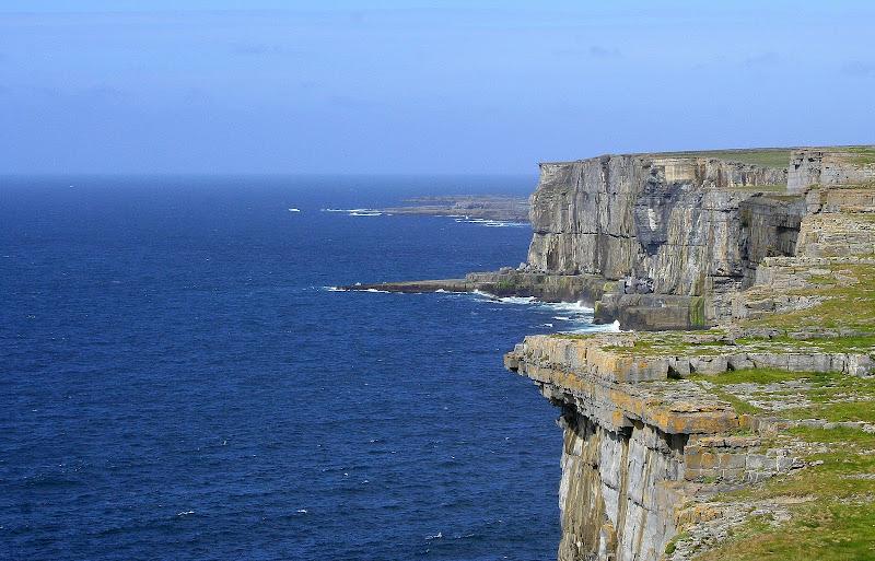 L'Oceano delle Aran Islands di Andrea F