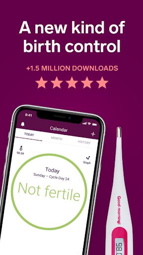Natural Cycles - Birth Control App 4.0.0 Screenshots 1
