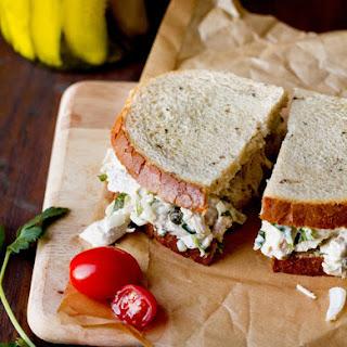 Craig Claiborne's Chicken Salad Sandwich