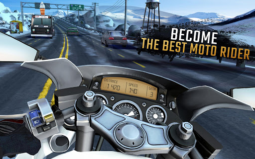 Moto Rider GO: Highway Traffic  screenshots 22