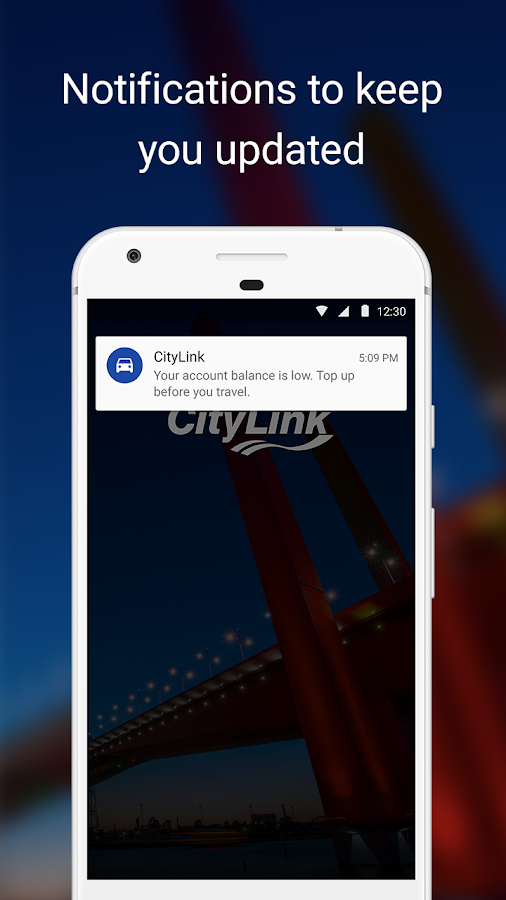CityLink- screenshot