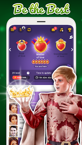 Kiss me: Spin the Bottle, Online Dating and Chat apkpoly screenshots 4