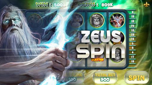Zeus Olympus Slots - Big Prize