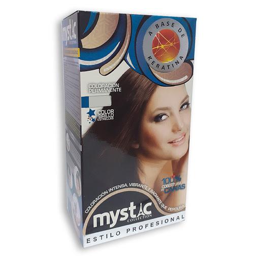 Tinte Mystic Kit 7.0 Rubio (Kit 7.0)