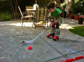 Photo: Clark Roller Hockey