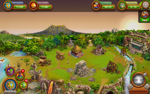 Virtual Villagers Origins 2 Screenshot