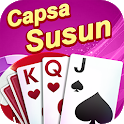 Capsa Susun poker game icon