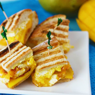 Kids Breakfast Panini