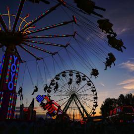 Yoyo  by Todd Reynolds - City,  Street & Park  Amusement Parks