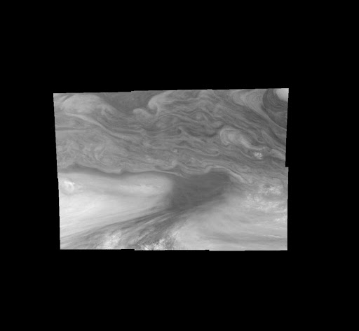 Jupiter Equatorial Region in a Methane Band Time Set 4
