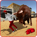 Angry Bull Street Escape 2016 icon