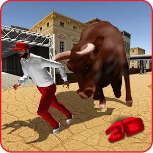 Angry Bull Street Escape 2016 for PC and MAC