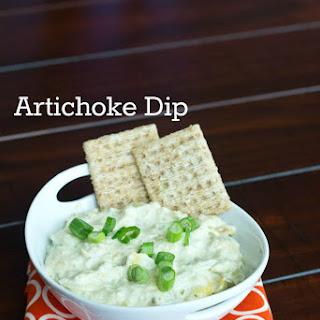 Artichoke Dip.
